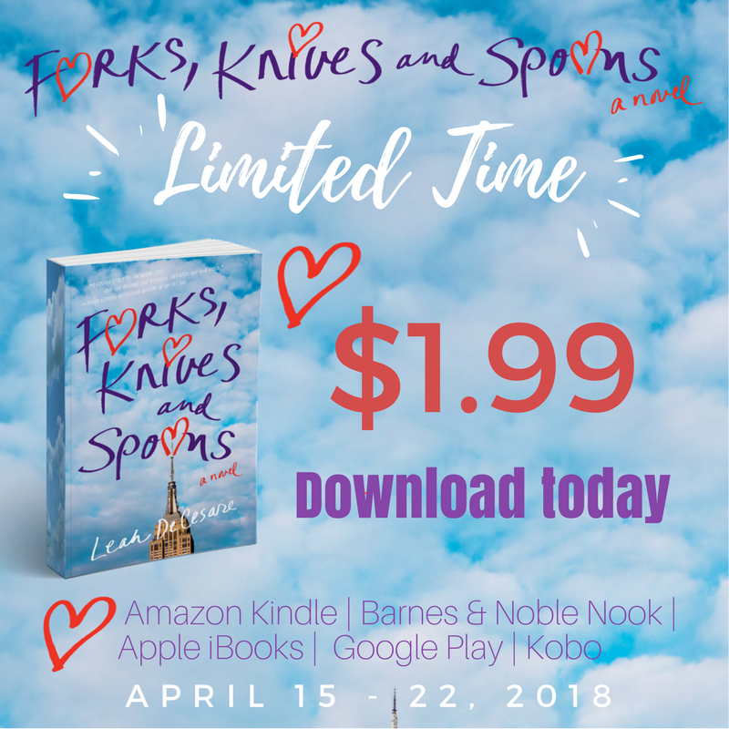 Limited Time 1.99 Deal | leahdecesare.com